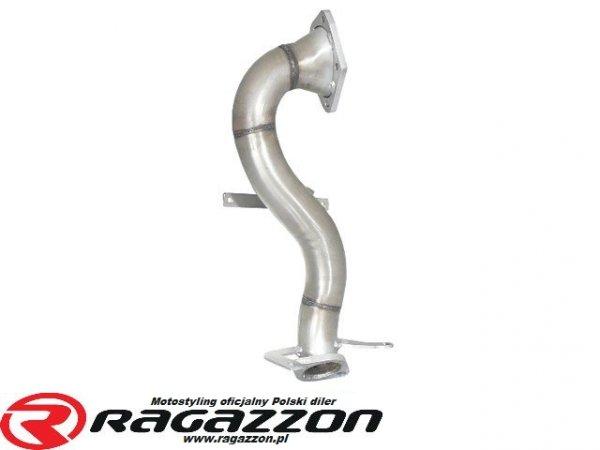 Downpipe kit przelotowy RAGAZZON EVO LINE sportowy wydech
