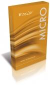 MAXIS Pończochy samonośne przeciwżylakowe Micro II klasa ucisku