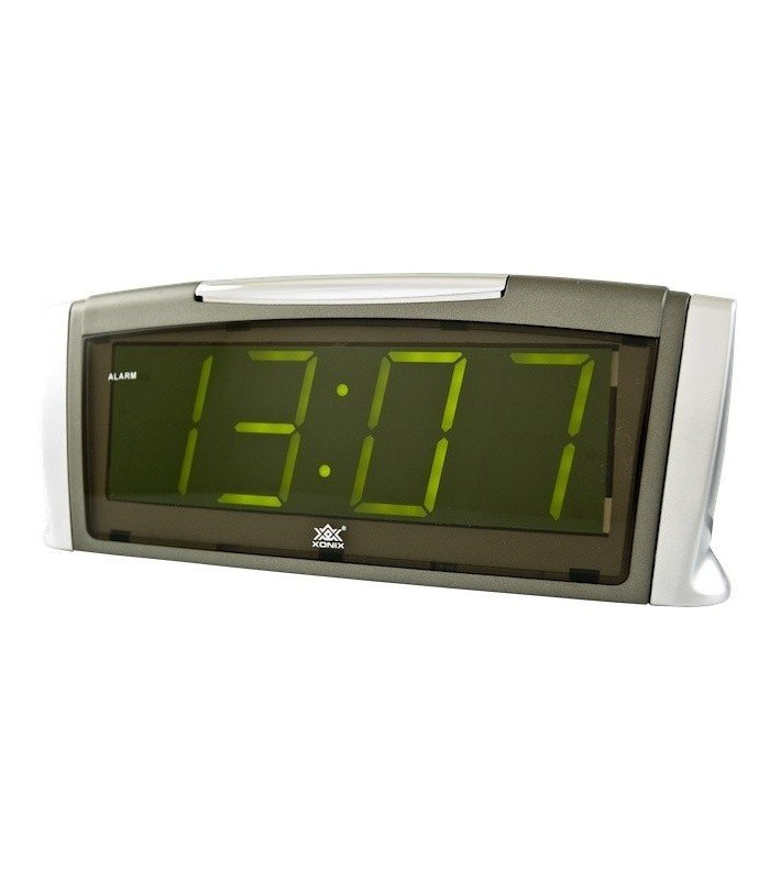 Elektroniczny budzik z bardzo dużym wyświetlaczem Xonix 1811