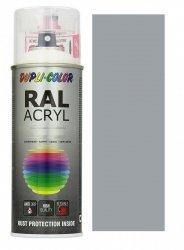 Motip lakier szary okienny farba połysk 400 ml akrylowy acryl szybkoschnący RAL 7040