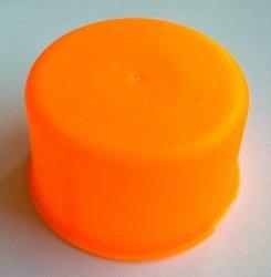 Lakier farba fluorescencyjny fluo spray pomarańczowy 400