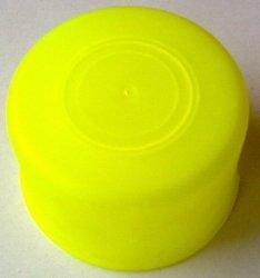 LAKIER FARBA FLUORESCENCYJNY FLUO spray żółty 400 ml