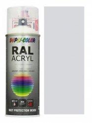 Motip lakier szary jasny farba półmat 400 ml akrylowy acryl szybkoschnący RAL 7035