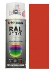 MOTIP lakier pomarańczowy farba połysk 400 ml akrylowy acryl szybkoschnący RAL 2002