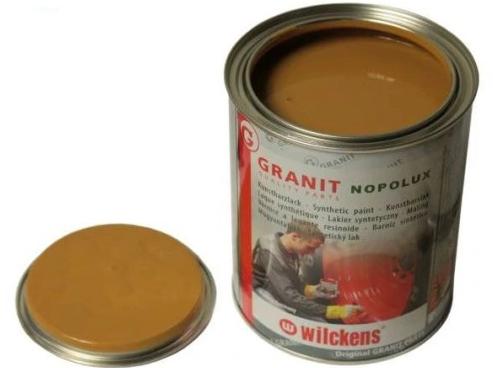 Farba lakier krone brązowy 1 l NOPOLUX WILCKENS