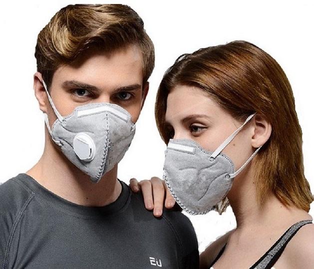 Maska na smog (antysmogowa)