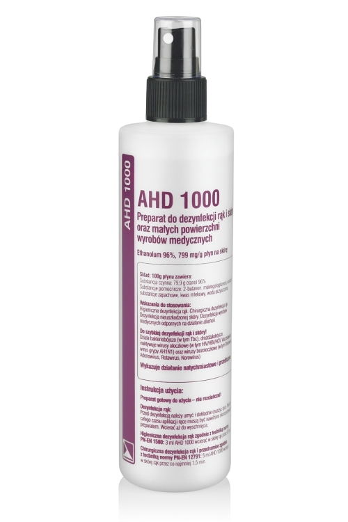 AHD 1000 (250ml) - spray