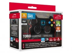 GAMEPAD SPEEDLINK TORID BEZPRZEWODOWY REFRESH 2 DO PC/PS3