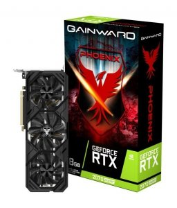 Karta graficzna GeForce RTX 2070 SUPER Phoenix 8GB GDDR6 256BIT HDMI/DP
