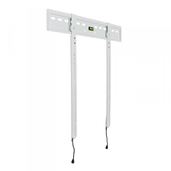 4World Uchwyt ścienny do LCD/PDP 30''- 50'' SLIM EASY FIX max.65kg WHT