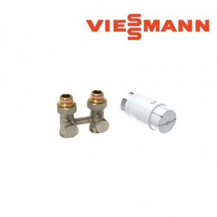 Zestaw Przyłączeniowy Prosty Viessmann V Standard do Grzejników VK