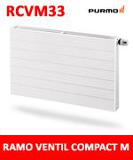 RCVM33 Ramo Ventil Compact M
