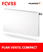 FCV33 Plan Ventil Compact