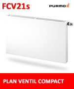 FCV21S Plan Ventil Compact