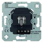 K.1 Gniazdo USB do ładowania 230V antracyt mat 260005