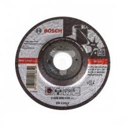 Tarcza ścierna wygięta do stali Inox AS 30 S INOX BF 115x6x22,23mm 2608600539