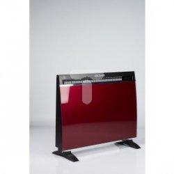 Konwektor wolnostojący moc 750 W / 1500 W kolor czarno-czerwony VO0466