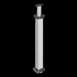 Kolumna jednostronna ALC 3m aluminium