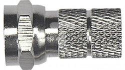 Wtyk F złącze F 6,5 mm nakręcane CFS 1-00