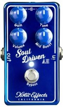 Xotic Soul Driven Allen Hints LTD
