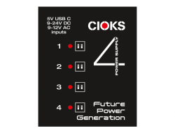 Cioks 4 Expansion Kit