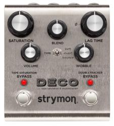 Strymon Deco Tape Saturation & Doubletracker