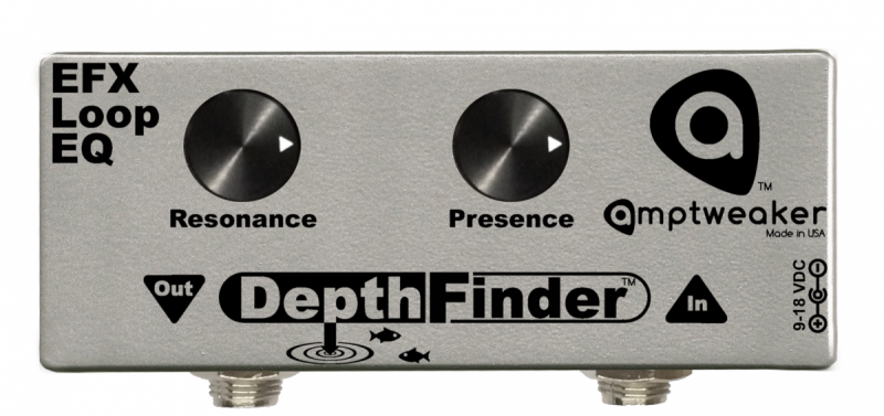 Amptweaker DepthFinder - Resonance/Presence EQ
