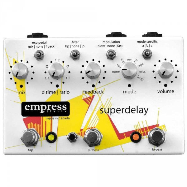 Empress Effects Superdelay