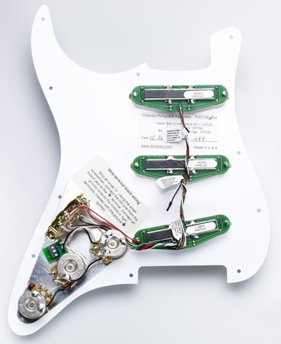 DiMarzio High Power Strat Replacement