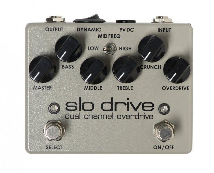 WEEHBO SLO Drive Dual Overdrive
