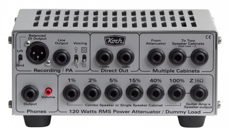 KOCH Power Attenuator