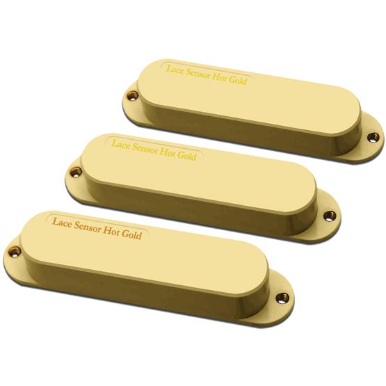 Lace Sensor Hot Gold/ Hot Bridge Set Creme