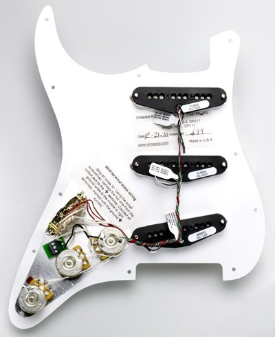 DiMarzio Area Strat Replacement