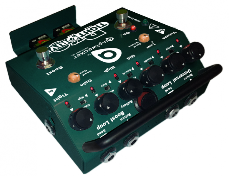 Amptweaker TightDrive Pro - Pro Series Overdrive / Boost
