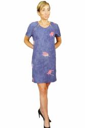 Sukienka z ptakami, Kreator Studio Mody, rozm. 42