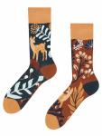 Laň - Bambusové Ponožky Good Mood