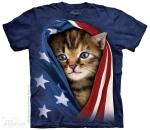 Patriotic Kitten - The Mountain
