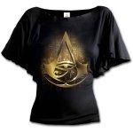 Origins Logo Bat - Assassins Creed - Spiral – Ladies