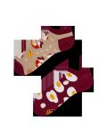 Egg and Chicken - Krátké Ponožky - Many Mornings