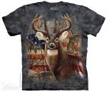 Patriotic Buck - The Mountain