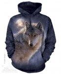 Adventure Wolf - Mikina The Mountain