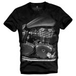 Motorcycle Black - Underworld