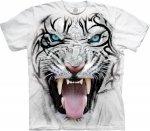 Tribal White Tiger White - The Mountain