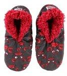Crabby Fuzzy Feet - Papcie Dziecięce LazyOne