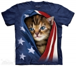 Patriotic Kitten - The Mountain