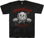 Motorhead Iron Fist - Liquid Blue