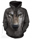 Wolf Face - Wilk - Bluza The Mountain