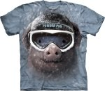 Powder Pig - T-shirt The Mountain