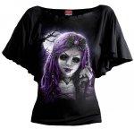 Goth Doll Bat - Spiral - Damska