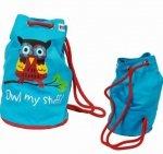 Owl My Stuff Tote Bag - Worek - LazyOne